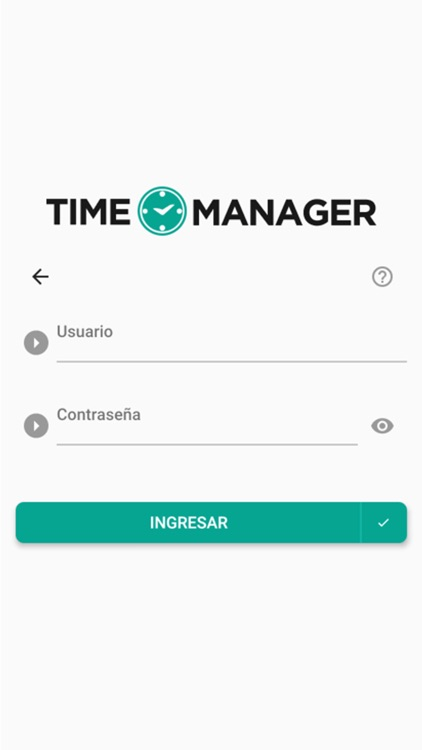 Time Manager screenshot-0