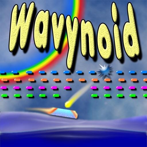 Wavynoid icon