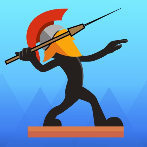 The Warrior - Top Stickman