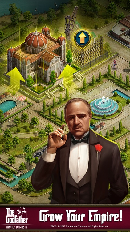 The Godfather Game screenshot-1