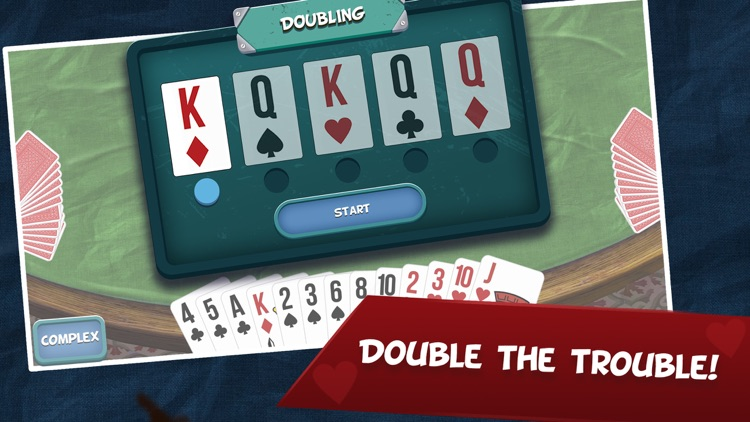 Trix Sheikh El Koba Card Game screenshot-3