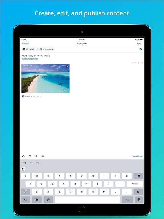 Hootsuite - Social Media Tools Screenshot 0