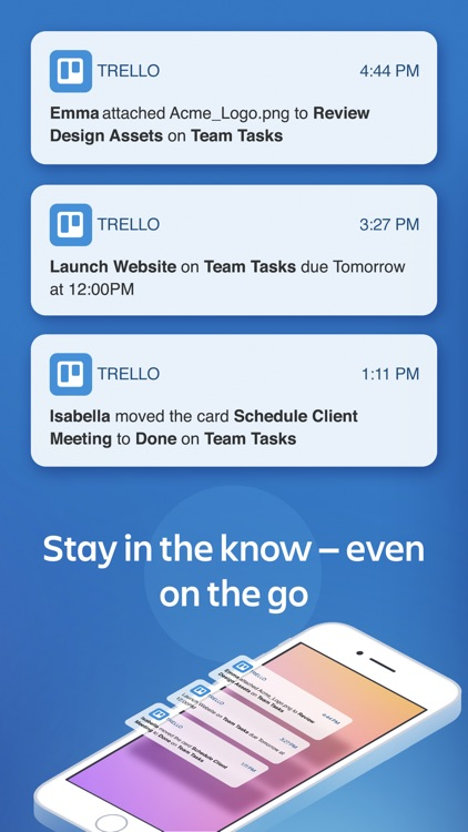 Trello: organize anything! screenshot-3