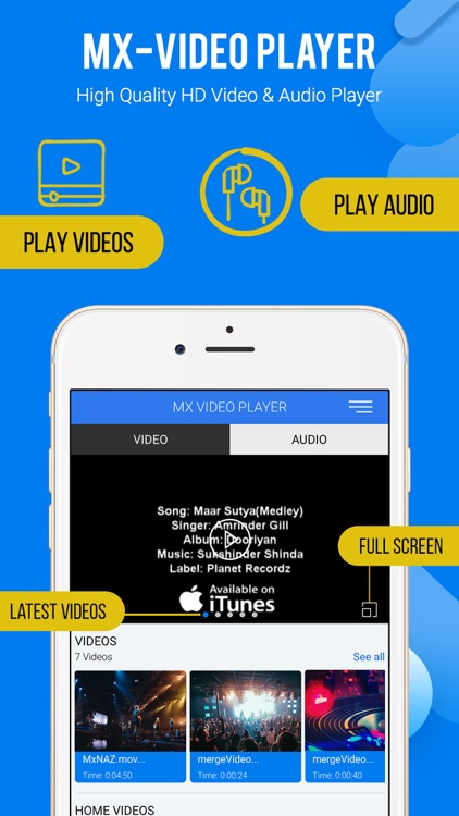 MX Video Player by Unibera Softwares