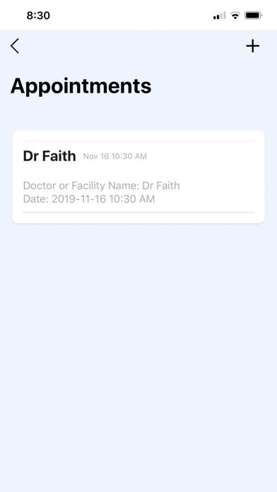 Health 360x Mobile screenshot 7