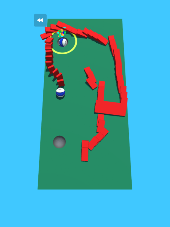Domino Ball screenshot 9
