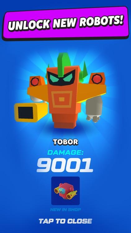 Merge Tower Bots screenshot-5