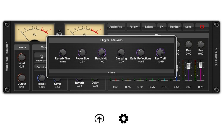 MultiTrack Recorder Plugin screenshot-4