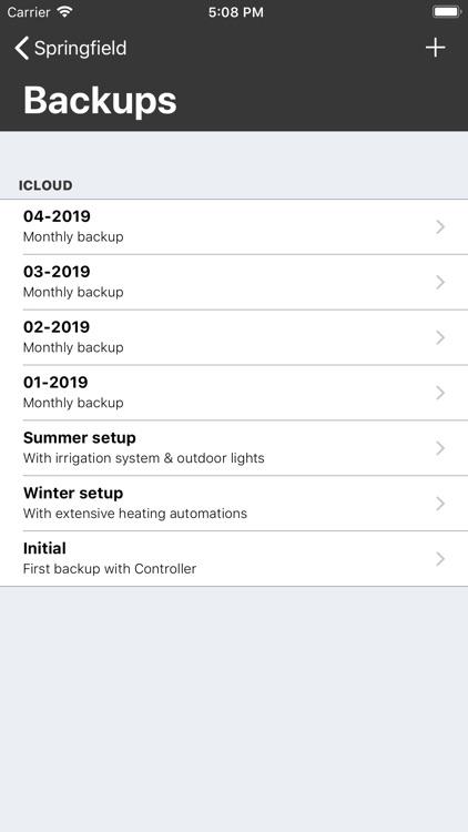 Controller for HomeKit screenshot-0