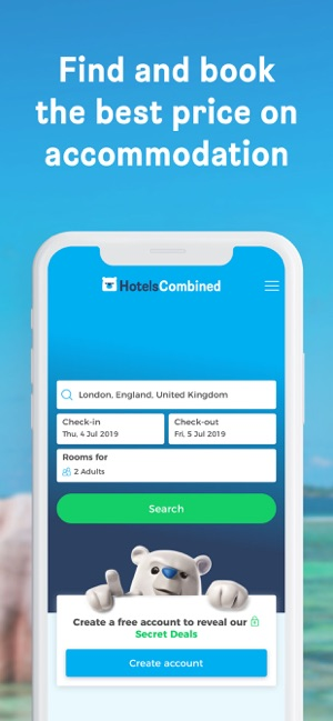 HotelsCombined: Hotel Search on the App Store