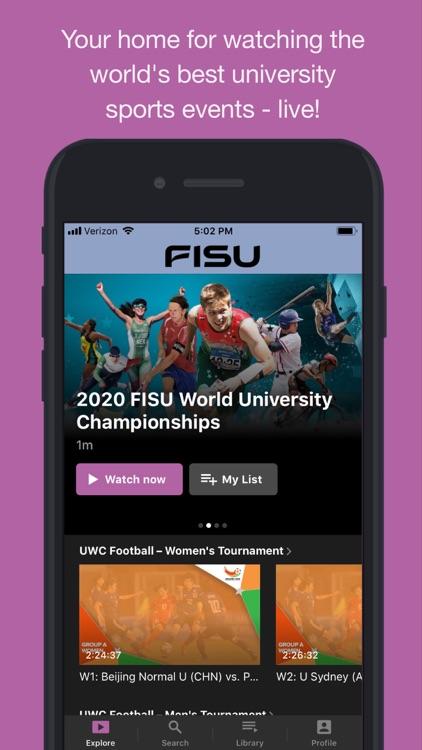FISU screenshot-1