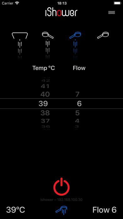 iShower X screenshot 6