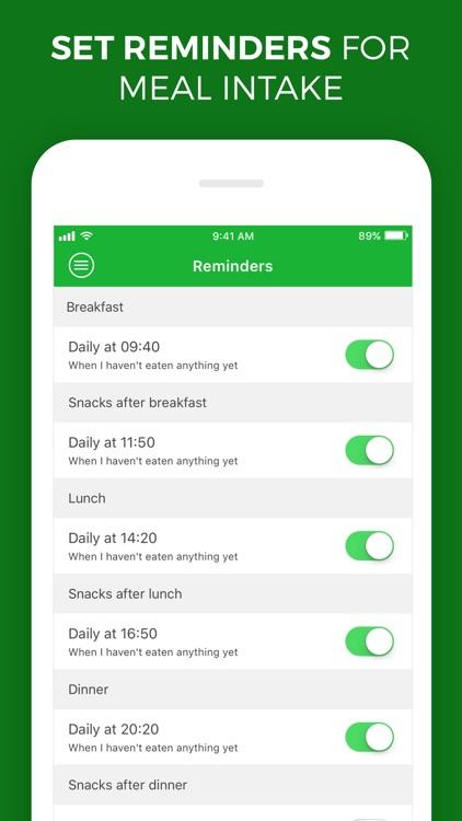 Calorie, Carb & Fat Counter screenshot-5