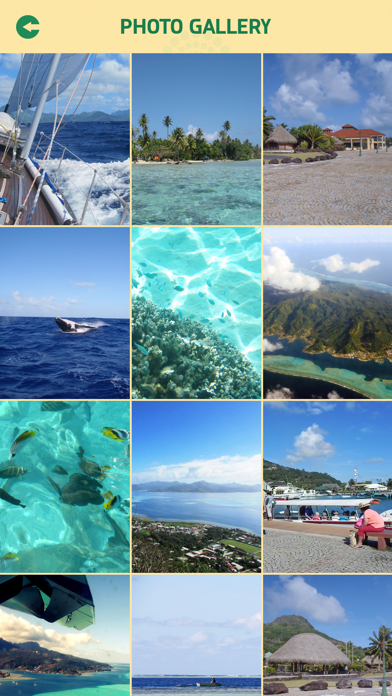 Raiatea Island Tourism screenshot 5