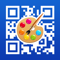 App Icon for QR Code Creator and Scanner App in Poland IOS App Store