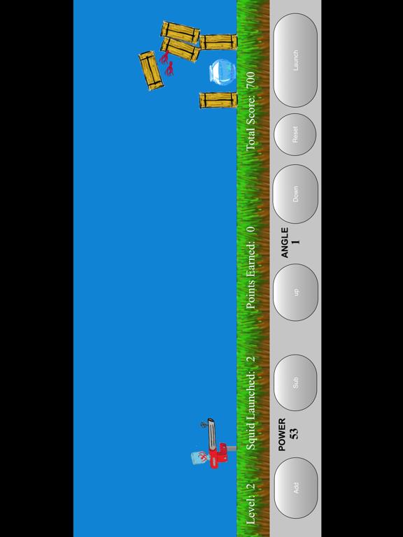 Squid Launcher screenshot 8