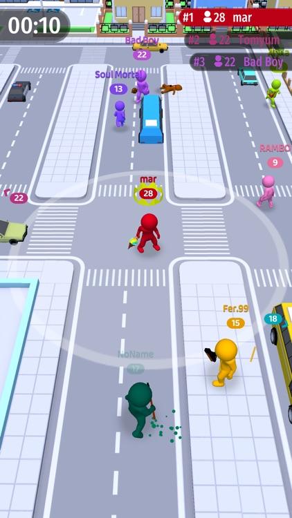Move.io - Move Stop Move screenshot-4