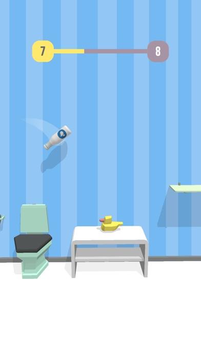 Bottle Jump 3D screenshot 3