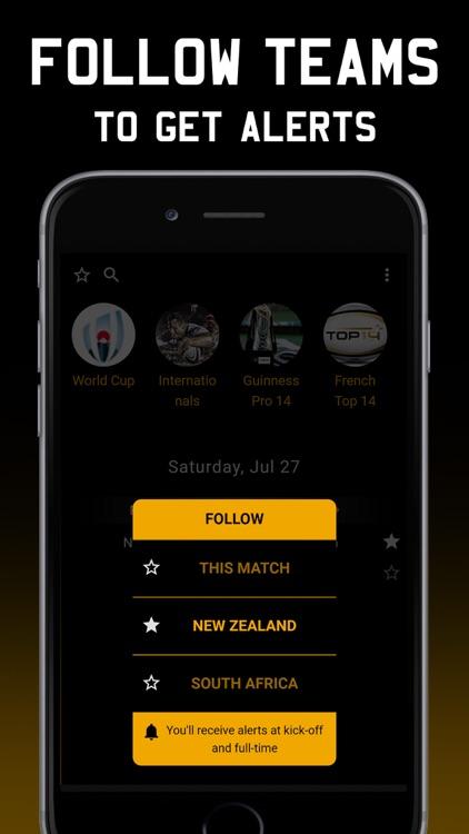 Smash Rugby screenshot-3