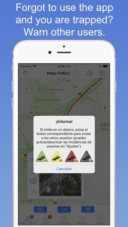 Skip Traffic Pro: cam detector screenshot-4