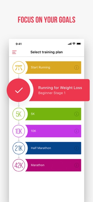 Weight Loss Running By Verv On The App Store