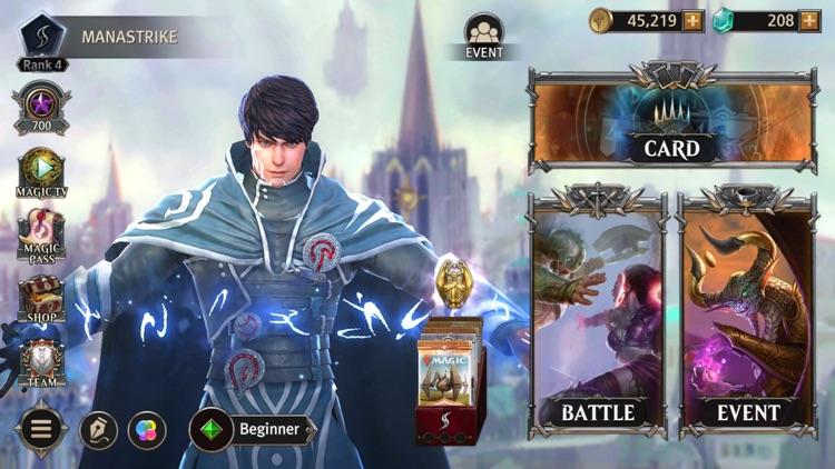 Magic: ManaStrike screenshot-0