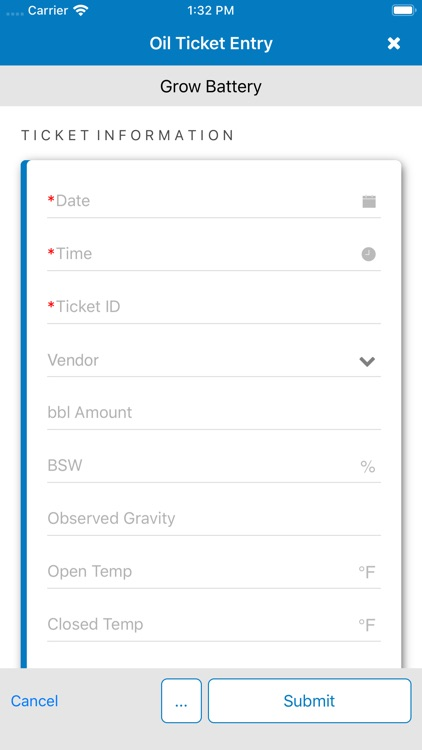Field Insights Mobile screenshot-4