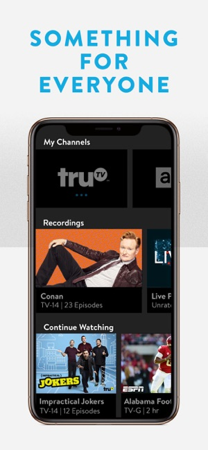 Sling TV: Stream Live TV now on the App Store