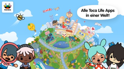 Screenshot for Toca Life: World in Austria App Store
