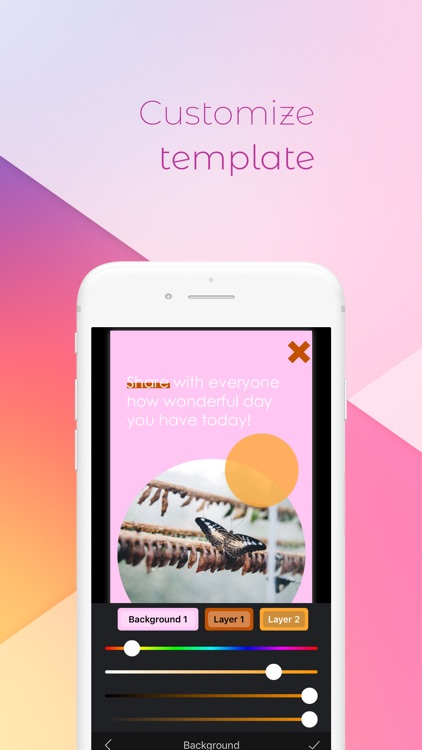 CutStory for Instagram Stories