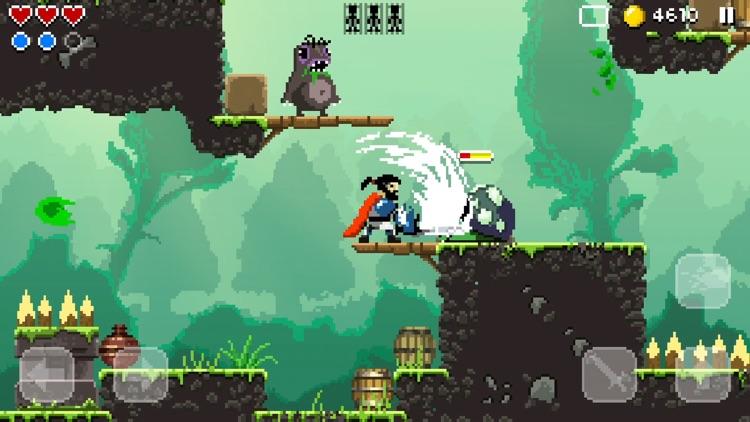 Sword Of Xolan screenshot-0