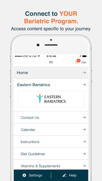 messages.download Baritastic - Bariatric Tracker software