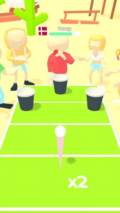 Pong Party 3D screenshot-7