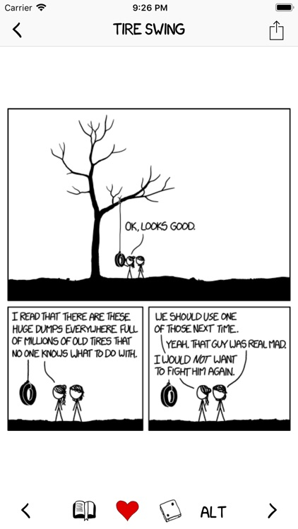 XKCD Matchstick Men screenshot-2