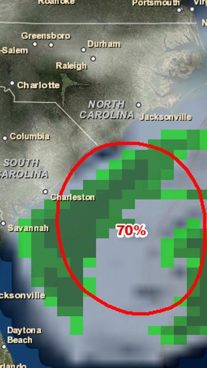 Hurricane Tracker Pro screenshot-3