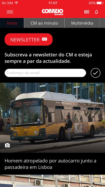 CM Jornal screenshot-3