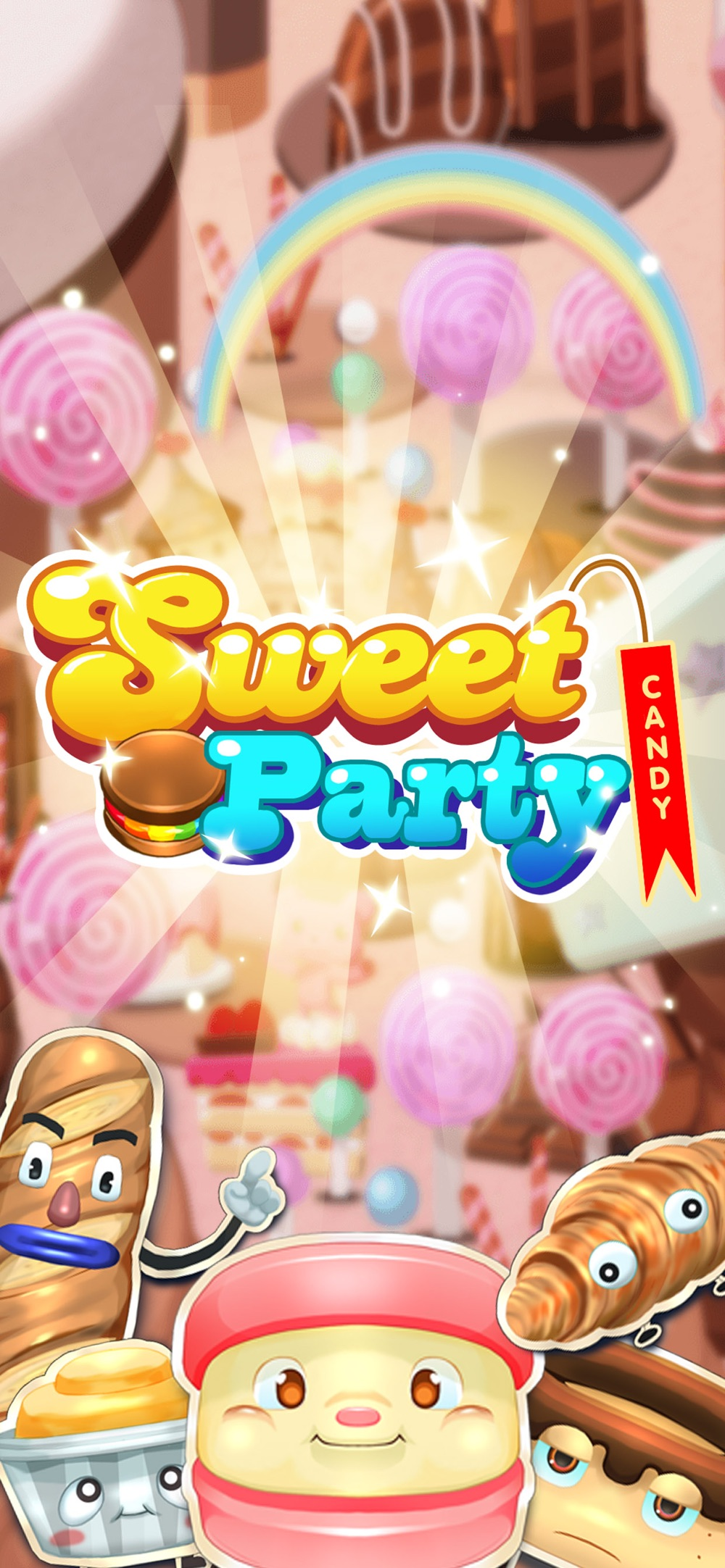 Sweet Candy Party