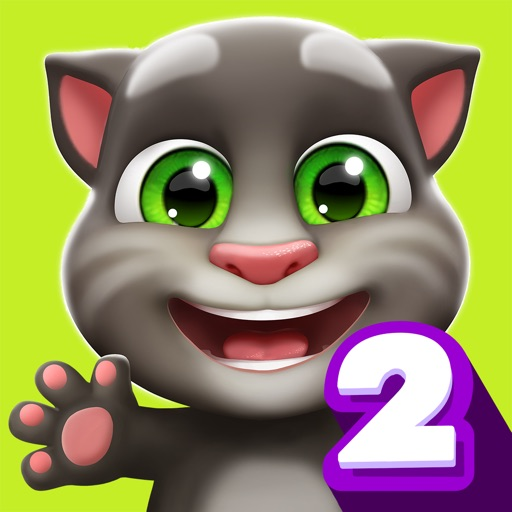 My Talking Tom 2 iOS App
