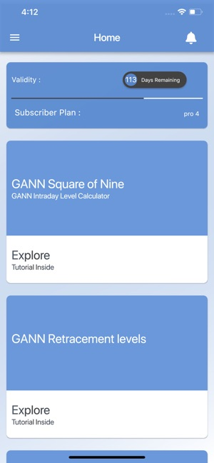 AOT Gann Square 9 Calculator on the App Store