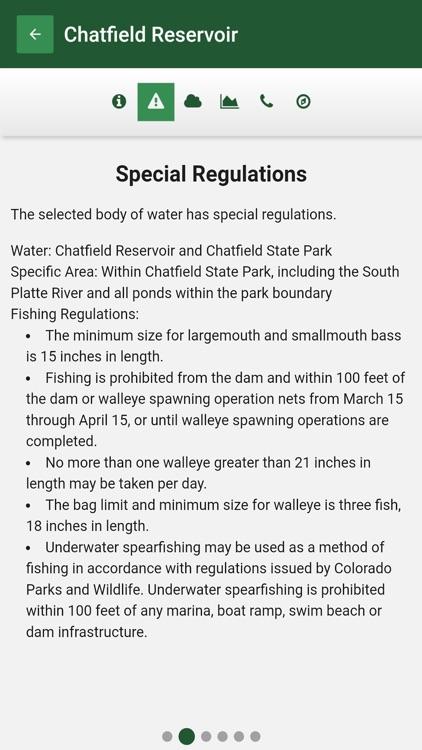 CPW Fishing screenshot-4