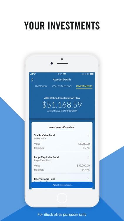 Prudential Retirement screenshot-4