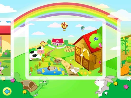 Farm Jigsaw Puzzles 123 iPadのおすすめ画像4