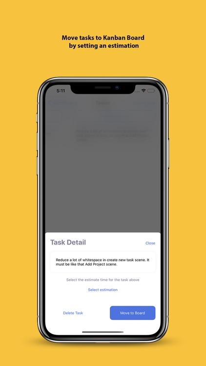 Kanban3d: Task Management Tool screenshot-3
