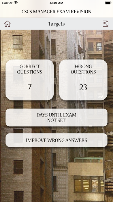 CSCS Manager Exam Revision screenshot 6