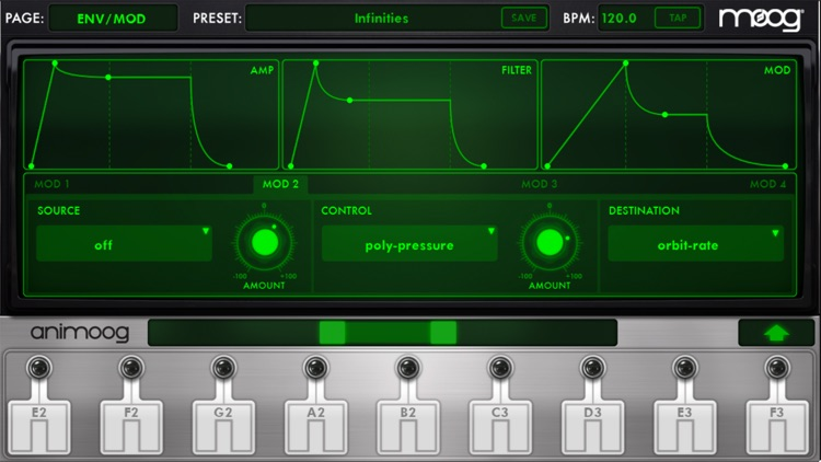 Animoog for iPhone screenshot-3