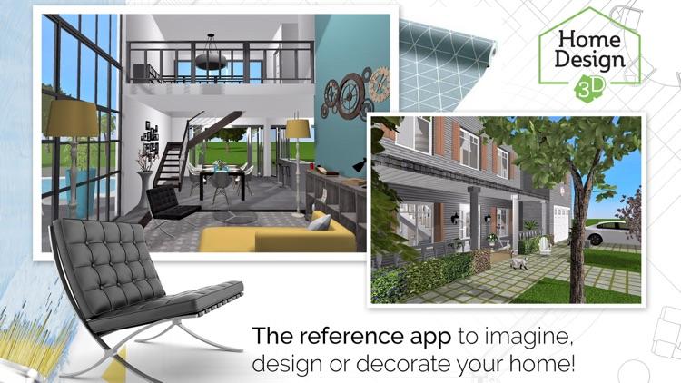 Home Design 3D GOLD screenshot-0