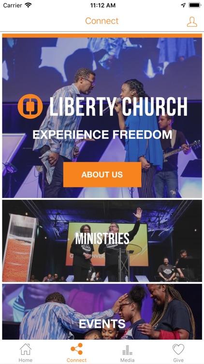 Liberty Church Fairfield