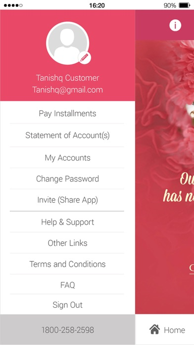 Tanishq Golden Harvest screenshot four