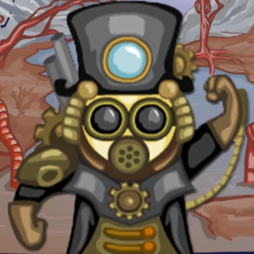 Steampunk: Physics Puzzle