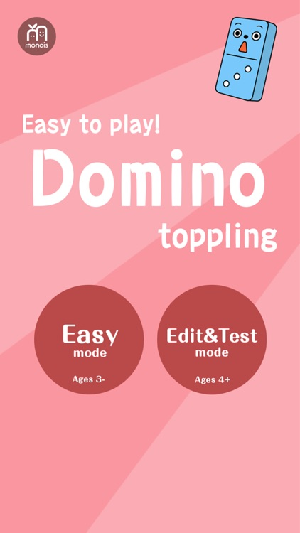 Easy Toppling Dominoes screenshot-5